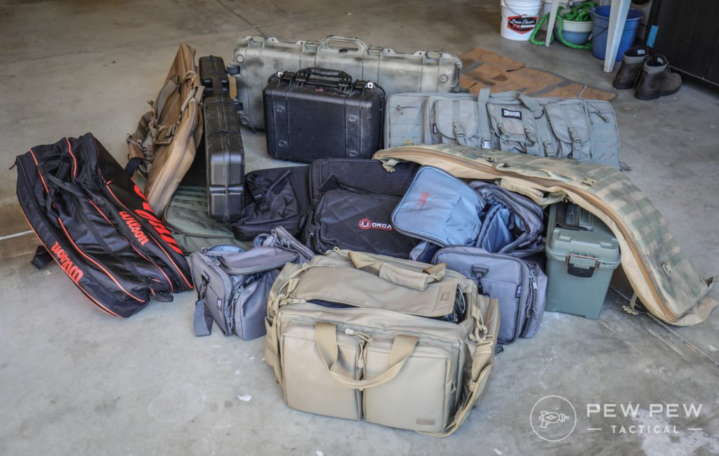 Best Air Gun Case For Hunting