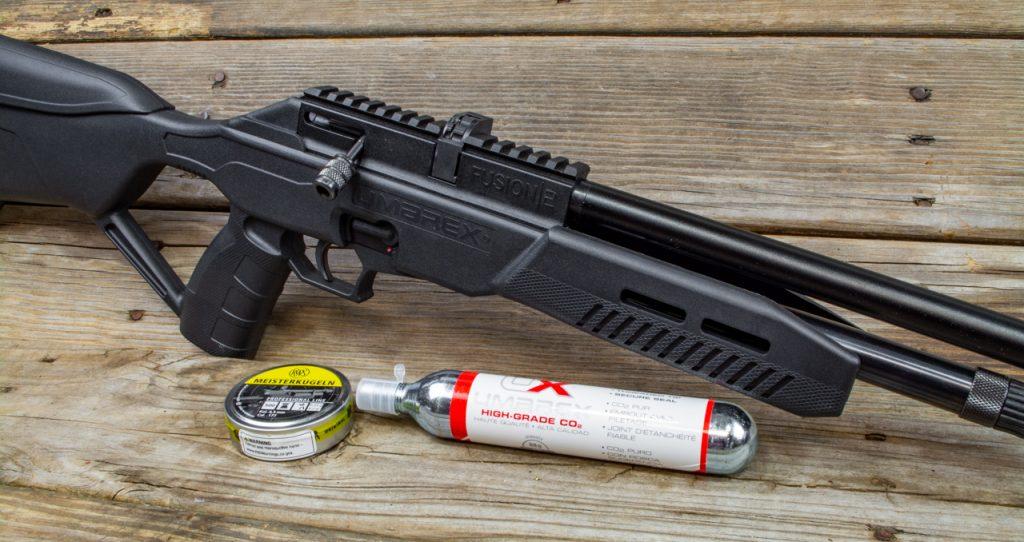 best co2 air rifle under £500
