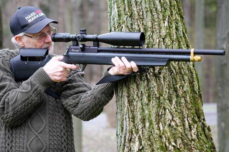 Benjamin Marauder .25 Air Rifle Review