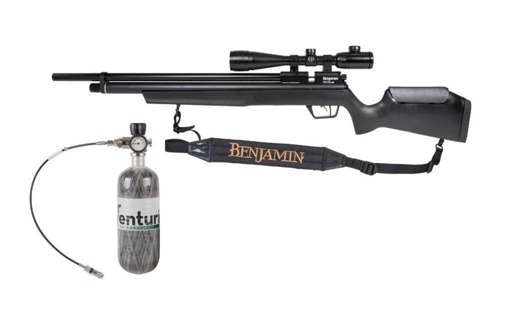 Benjamin Marauder PCP Air Rifle Power